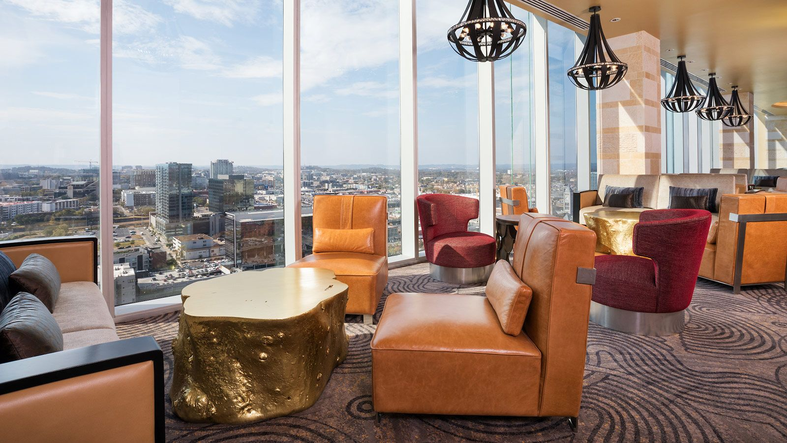 Westin Nashville | Executive Club Lounge