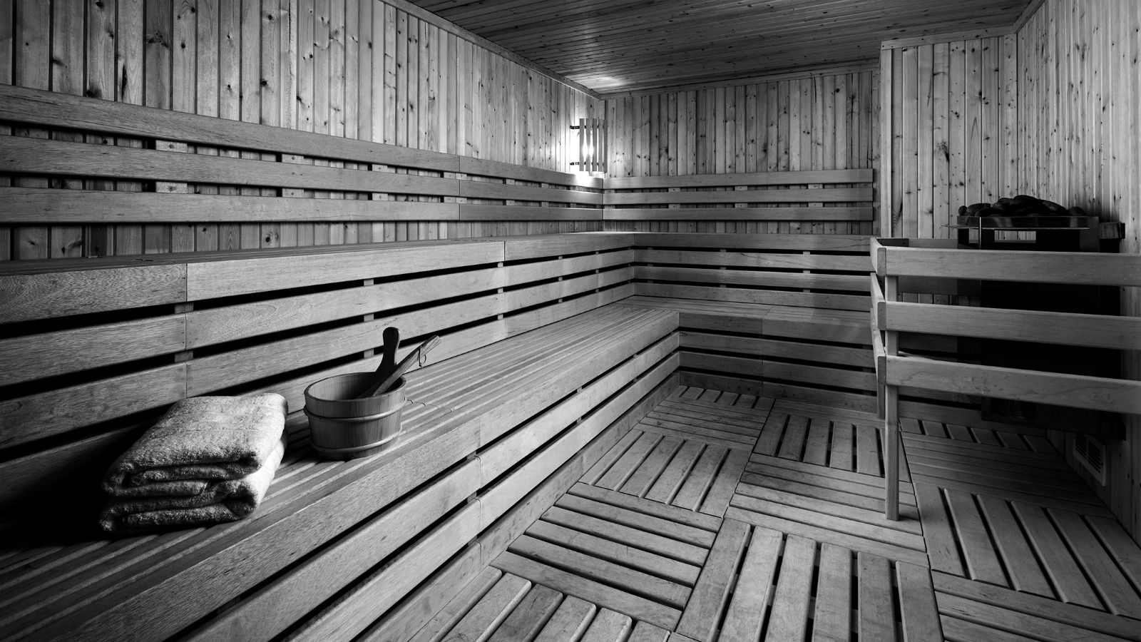 The Westin Nashville - Sauna